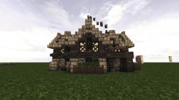 Small Medieval House (Conquest Mod) Minecraft Map & Project