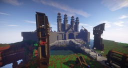 Castle | HiPlay.pl Minecraft Map & Project