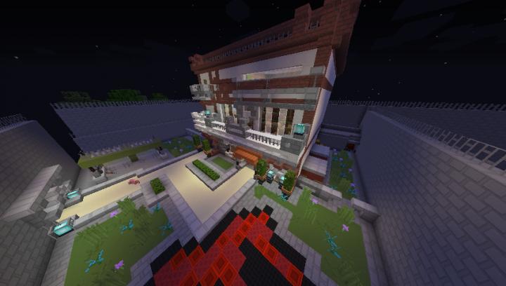 anteiku cafe minecraft project