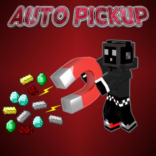 Auto Pickup Mod