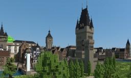 Town 17th century - Keldenzburg Minecraft