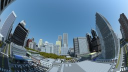 Titan City V4 - Mega City [ PC WORLD / SCHEMATIC DOWNLOADS] Minecraft