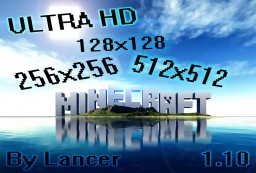 Ultra HD 1.10 By Lancer Survival Edit. 2016 Minecraft Texture Pack