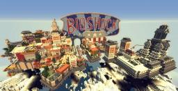 BIOSHOCK INFINITE- Road to Raffle Square! Minecraft Map & Project