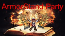 ArmorStand Party [Fun map 1.9.4] Minecraft Map & Project