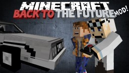 -=Back To The Future=- In Minecraft! - Only One Command! Minecraft