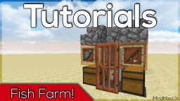 EASY! AFK Fish Farm (WORKS IN SKYBLOCK!) -1.10 Minecraft Blog Post