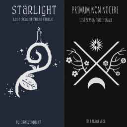 Starlight / Primum non nocere- LoST Season 3 Finale- BOTH ENTRIES Minecraft Blog Post