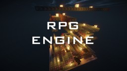 RPG Engine V2 - Implement RPG Features Into Any World [Multiplayer] Minecraft Map & Project