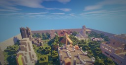 PVP Arena v1 Minecraft Map & Project
