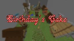 Birthday's Cake [Adventure Map] Minecraft Map & Project