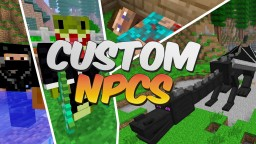 How to get custom Npcs Minecraft Blog Post