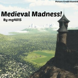 Medieval Madness! [32 x 32] [Medieval Resource Pack] Minecraft Texture Pack