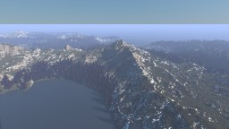 Svalbjornbardenjegn - 2K Nordic Terrain Minecraft Map & Project
