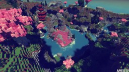 A Silent Valley -by AreoTy Minecraft Map & Project