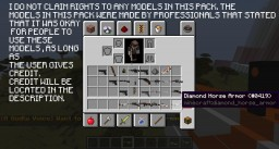 KibneyCraft Gun Audio and 3D model pack. Minecraft Texture Pack