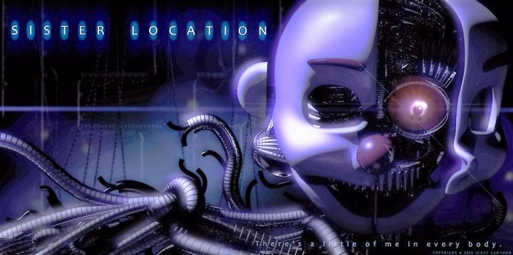 New fnaf sister location teaser 1 new fnaf sister location teaser 1
