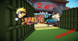 {Recruit} Naruto - Dawn of Ninja Minecraft Map & Project