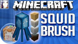 ☿ SquidBrush Hidden Blocks Builders Tool | Magic Squids };] | Minecraft 1.8 | LapisDemon