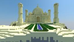Taj Mahal -=- Download Minecraft Project