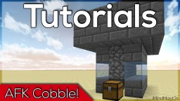 EASY! AFK Cobblestone Generator (WORKS IN SKYBLOCK!) -1.10 Minecraft Blog Post