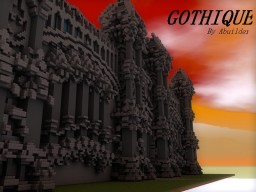 Gothic Walls Minecraft Project