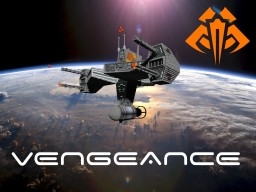 Vengeance-class Frigate Minecraft Map & Project