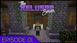 Xelusar I 01 | The Beginning! | A Minecraft Let's Play Minecraft Blog Post