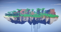 Angel Island (Sonic 3 and Knuckles) Minecraft Project