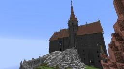 Ogrodziniec castle.