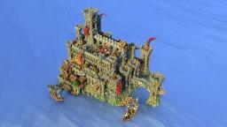MINI-LET's BUILD S1 - Medieval castle Minecraft Project