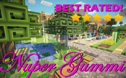 Nuper Gummi Pack 1.10 Minecraft Texture Pack