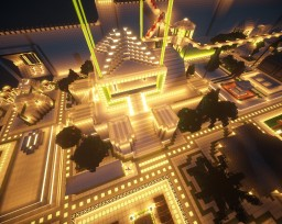 THOR CITY - The core of the council Minecraft Project
