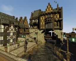 Early Modern Plot Build[32x32] Minecraft Map & Project