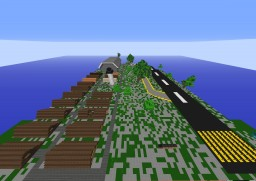 Abandoned Air Base -- OCD Minecraft Map & Project
