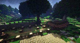 Herbalist - Little Farm House - Medieval - Server Creations Minecraft Map & Project