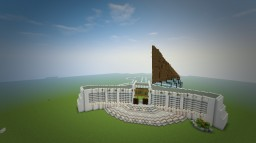 Jurassic World Innovation Center Minecraft Project