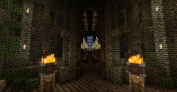 The Wizarding World of Harry Potter Minecraft Project