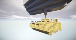 Yogscast Skyship Celaeno (Block for Block replica) Minecraft Map & Project