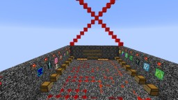 Ultimate Lucky Block Addon 1.8 Race Minecraft Map & Project