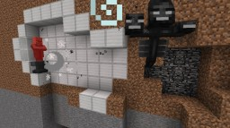   MiniGame   Wither Trouble Minecraft Map & Project