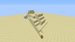 New 5 item door. Original by SethBling Minecraft Map & Project