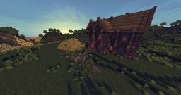 Lets Build: Medieval City Minecraft Map & Project