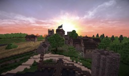 The Royal City of Scone - Provenance: Albion Aflame Minecraft Map & Project