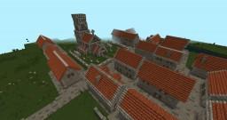 WW2 Map Minecraft