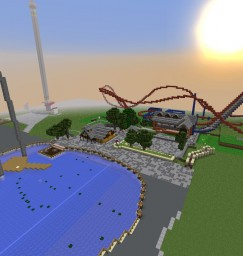 Worlds of Fun texture pack Minecraft Texture Pack