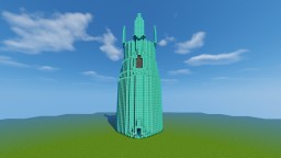 My Diamond House Minecraft Project