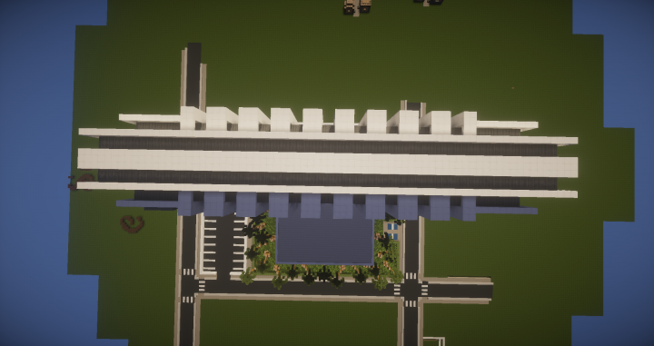 Celsius Hotel By Theskyrocket Minecraft Project