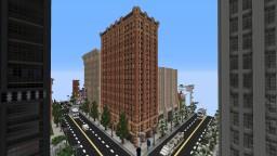 Skyscraper: Brenstone Building | World of Keralis Minecraft Project