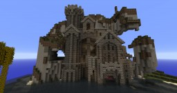 -- Survival Castle -- Minecraft Map & Project